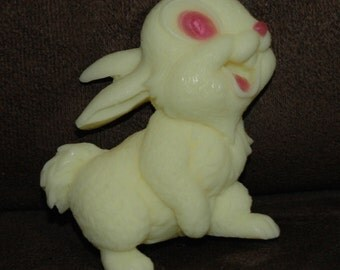 Bunny Soap - Easter Buuny Soap - Rabbit Soap - Party Favor Soap - Detergent Free Goat's Milk Soap