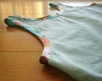 "Sewing Pattern Tank Top Sewing Pattern PDF sizes 2-16, Bust 33.5"" - 43.5"""
