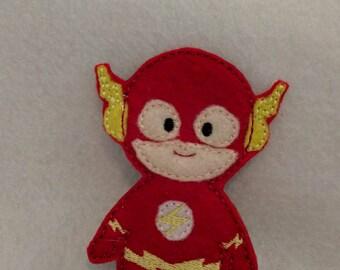 Flash Felt Finger Puppet