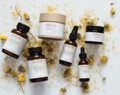 REPAIR. Full skincare ritual. Natural. Vegan. Organic. Oily to acne-prone skin.