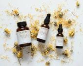 REPAIR. Daily skincare fundamentals. Natural. Vegan. Organic. Oily to acne-prone skin.