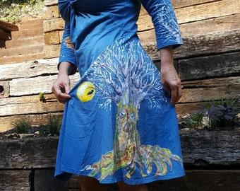 Lady Ent Batik Dress