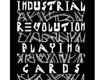 Industrial Revolution Playing Cards