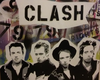 The Clash (one of a kind)