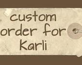 Custom Baby Hat for Karli