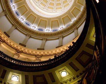 Dome Denver Capital Photograph 16 x 12