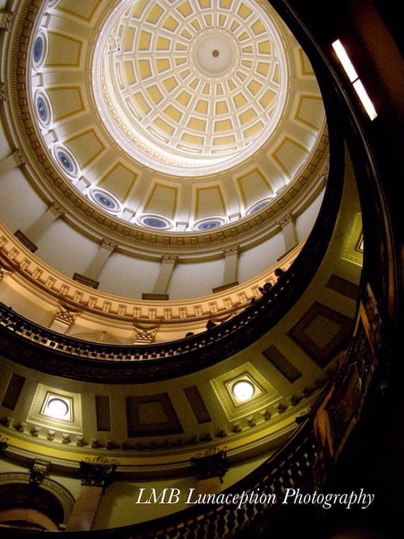 Dome Denver Capital Photograph 16 x 12