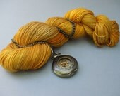 RESERVED for Meg Gentle Caress 4 ply Sock and Shawl Yarn. The Oakwood Slumbers On