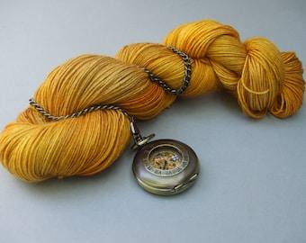 Gentle Caress 4 ply Sock and Shawl Yarn. The Oakwood Slumbers On