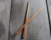 Teak Wooden Mini Chopstick Hair Pin Hair Stick Light and Smooth