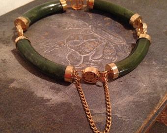 Vintage Asian Inspired Bracelet