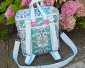 The Bookbag Backpack Bag PDF Advanced Sewing Pattern - Instant download