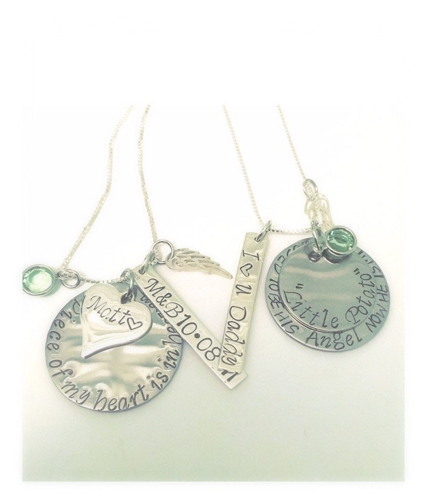 Design Make Your Own Jewellery: Personalize Create Your Own Miscarriage Jewelry Miscarry