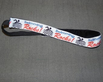 Private Listing for WSC Swimming Rocks! Head Bands