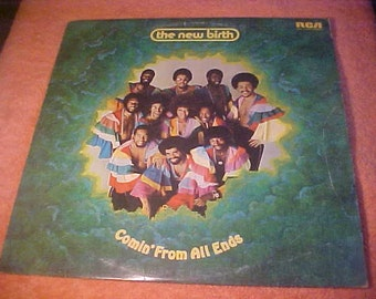 the New Birth Comin' From All Ends NM APL1-0494 Stereo Soul Funk Breaks  Vinyl LP Record