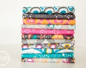 Affinity Half Yard Bundle, Full Collection, 11 Pieces, Jessica Swift, Blend Fabrics, 100% Cotton Fabric, 111.107
