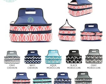 Monogrammed Insulated Casserole Carrier
