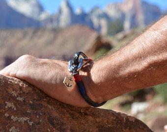 Men's Bracelet SALTI SUPREME Nautical Bracelet