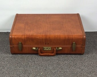 Samsonite suitcase vintage suitcase luggage
