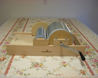 90/120tpi New Medium or Fine tooth drum carder