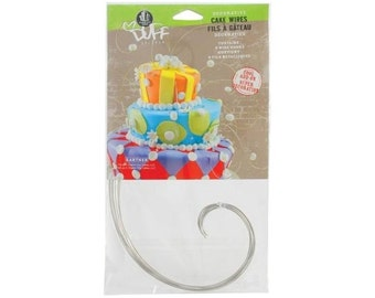 Cake Wires, Duff Cake Wires, Topsy Turvy Cake Wires, 8 count, Food Safe