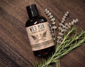 Mens AFTER SHAVE Wild Man All Natural Toner Cedar and Lime - 120ml // 4oz