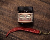 Herbal Muscle Rub GINGERMINT with Cayenne and Gingko 24g // .85oz