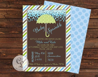 Baby Boy Shower Collection-Baby Sprinkle Shower-2nd Baby Shower-Casbury Lane