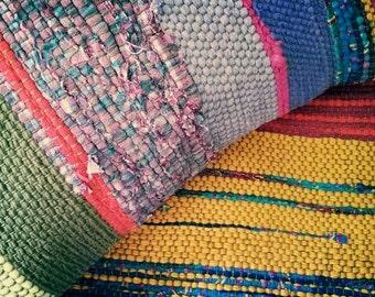 ECO, fodera per cuscino 100% ecologica, tessuta a telaio con materiali ri-generati