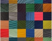 "41 Newest Colors. Culture Pop Premium Solid Color Quilling Paper Strips.17"" Long.1/8 1/4 1/2  inches 3  6 mm."