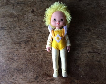 "Canary Yellow 8"" Doll"