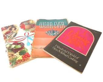 Wearever Aluminum Cookware Instruction Manual Recipe Booklet - Your Choice