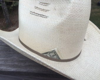 Big spender cowboy hat