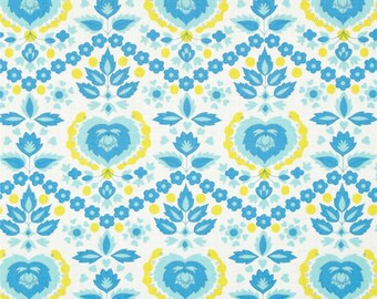 50071-   Jennifer Paganelli-  Good Company collectionPWJP090 - Margo in Azule color -1 yard