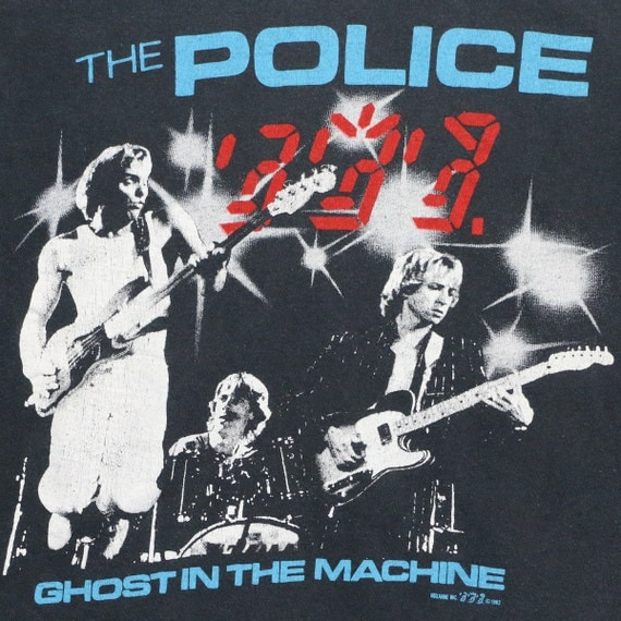 ghost in the machine shirt
