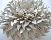 Corton Olympic Dahlia Wall Sculpture
