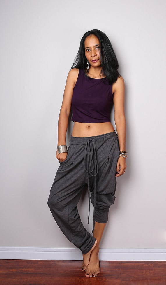 harem pants with tops - photo #16