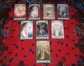 Tarot by Erajia - 8 Card Past Life Spread - A private reading just for you!
