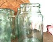Antique glass jars - Bottles - Antique Canning Jars - Antique Bottles