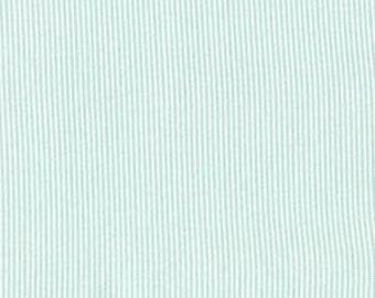 Emerson - Turquoise Sunburst Stripe from Dear Stella