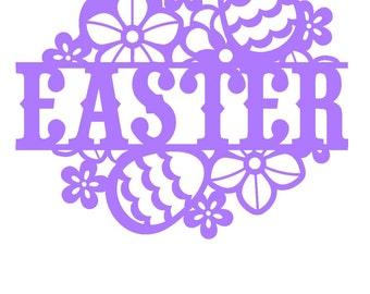 Easter DIY Vinyl Graphics