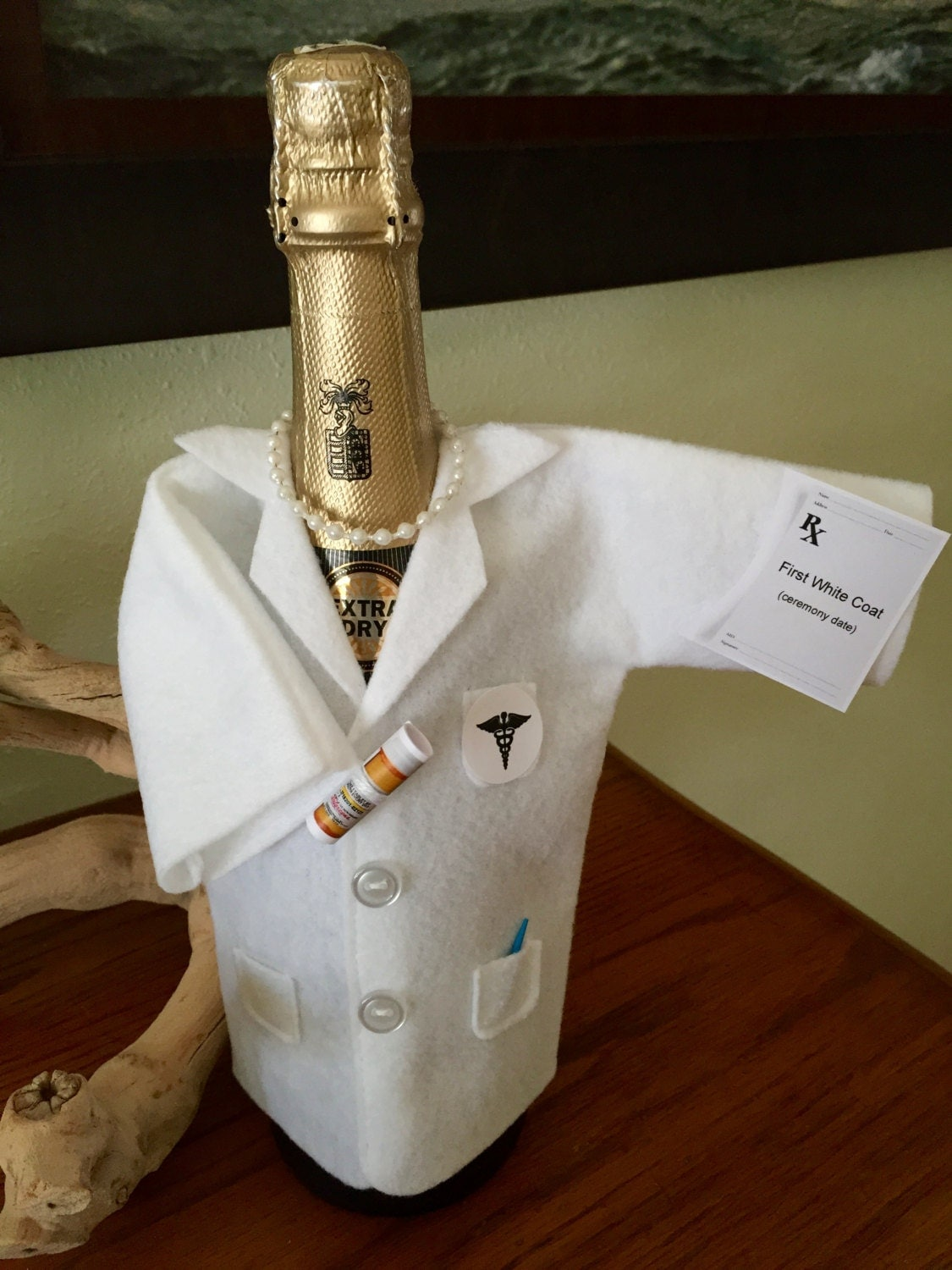 Personalization free White Coat CeremonyBirthday