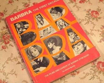 Vintage Barbra Streisand Book From 1974