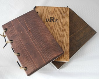 WoodyThings Personalized Sketch Pad, Journal