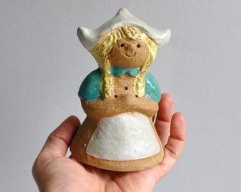 SALE! RARE Metlox Poppytrails Poppet - Dutch Girl - Children of the World