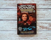 Star Trek Book, Star Trek Voyager Invasion The Final Fury, Book 4 of 4