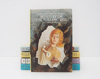 The Mystery of The Tolling Bell Nancy Drew Book by Carolyn Keene