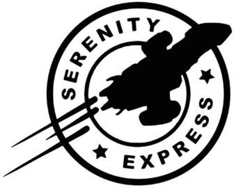 Sernity Decal Sticker