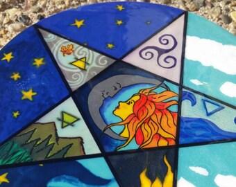 Altar Tile Elements