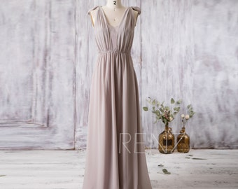 2016 Light Gray Bridesmaid Dress,Convertible Straps Long Sweetheart Wedding Dress, Formal Dress, Prom Dress, Party Dress Floor Length (J011)